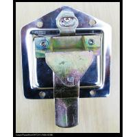 Buy cheap Trailer recessed t paddle handle lock from wholesalers