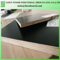 Buy cheap WBP Glue 18mm Black/Brown Film faced plywood/Marine Plywood/Shuttering Plywood from wholesalers