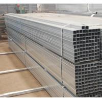Buy cheap Hot Dipped Square and Rectangle Galvanised Steel Pipe Tube 6m Length ASTM GB Standard from wholesalers