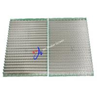 Buy cheap Mud Filtration Stainless Steel Oil Filter Vibrating Screen HP 2000 API 20 - API 325 from wholesalers