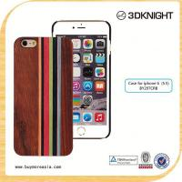 Buy cheap HOT PRODUCTS cover for phones wood creative phone case for iphone 6 plus from wholesalers