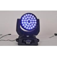 Buy cheap High Brightness Moving Head LED Stage Light for theatre show , RGBW 4 in 1 from wholesalers