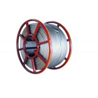 Buy cheap Hexagon Galvanized Transmission Line Stringing Tools Anti Twist Braid Rope from wholesalers
