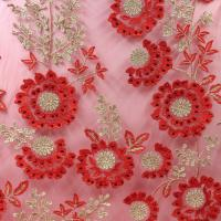 Buy cheap african French Swiss Voile Guipure Lace For wedding dress sewing from wholesalers