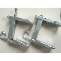 Buy cheap Hot Dip Galvanized Steel Wire Clamp / Cable Clamp With Custom Various Size from wholesalers