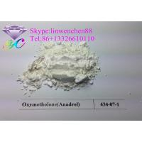 Buy cheap Shipping Domestic Canada Oral oxymetholone Anadrol Trenbolone Steroids 99% Top purity 100mg/1ml/vials from wholesalers