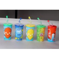 Buy cheap 3D lenticular plastic mug with handle product