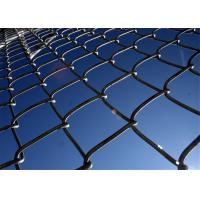 Buy cheap chain link fence for football field from wholesalers