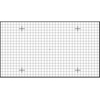 Buy cheap REFLECTANCE 3NH TE248 digital cameras DISTORTION GRID test chart with black and white lines from wholesalers