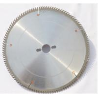 Buy cheap Tct Saw Blade For Wood , Circular Blades Wood With Low Cutting Noise from wholesalers