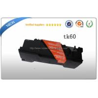 Buy cheap Black Color Copier Kyocera FS1800 / 3800 Toner Cartridge TK60 800g 20000 Pages product
