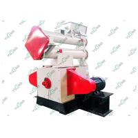 Buy cheap High Capacity Cattle Feed Pellet Mill Equipment , Cattle Feed Manufacturing Machine from wholesalers