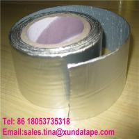Buy cheap Aluminum Coating Self Adhesive Roofing Sealing Tape for Building Waterproofing Material from wholesalers
