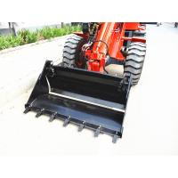 Buy cheap 4 wheel drive tractor with front /sale machine small articulated loader and mini radlader product