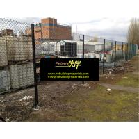 Buy cheap Cheap PVC coated Chain Link Fence,black chain Link fence,used as farm fence,Fence gate from wholesalers