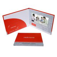 Buy cheap Promotional Wedding Invitation Video Card USB Port Video Player Greeting Card from wholesalers