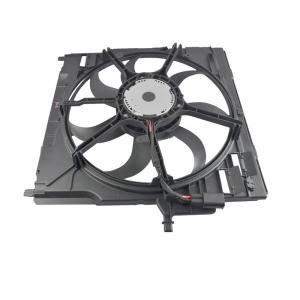 Buy cheap X5 E70 Car Cooling Fan 17428618241 17428618240 3.0si 4.8i 600W product