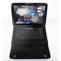 Buy cheap blutooth ABS xoom keyboard case with power management software from wholesalers
