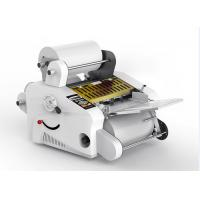 Buy cheap Electric Desktop  Roll To Roll Lamination Machine 70KG Heavy Duty from wholesalers
