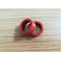 Buy cheap FKM NBR Silicone Rectangular Rubber Ring , Flat O Ring Ozone - Resistant from wholesalers