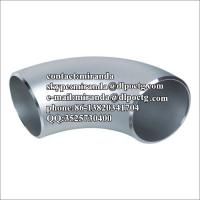 Buy cheap stainless steel elbow/carbon steel elbow/pipe fitting 90 degree elbow   pipe fitting from wholesalers