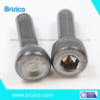 Buy cheap Customized Hardware Fasteners titanium alloy Hex Head Bolt/Nut 8.8 10.9 12.9 Grade M6-M30 Size from wholesalers