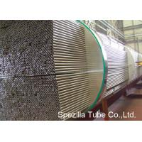 Buy cheap Precision Seamless stainless steel tube heat exchanger Cold Drawn SB111 C44300 from wholesalers