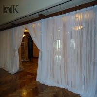 Wholesale Cheap Pipe And Drape Backdrop Curtain For