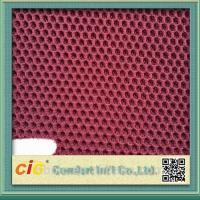 Buy cheap 100 Polyester Mesh Fabric / 3d Air Mesh Fabric For Motorcycle Seat Cover , 140-150cm Width from Wholesalers
