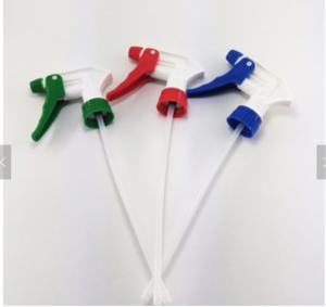 Buy cheap ISO9001 1.1ML/T Thread Screw Auto Locked Plastic Pump Sprayer product