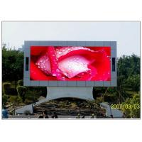 Buy cheap SMD DIP RGB 3IN1 Full Color LED Display , Fixed Module Installation Digital Video Display Devices from wholesalers