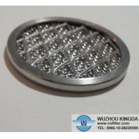 Buy cheap Stainless steel disc filter from wholesalers