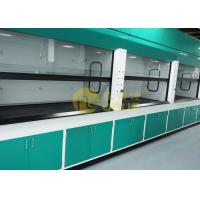 Buy cheap Standard Size Epoxy Resin Laboratory Countertops For Mini Size Fume Hood from wholesalers