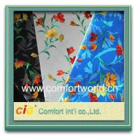 Buy cheap Waterproof Eco friendly Auto Upholstery Fabric / pretty printing Pp Non woven Fabric product