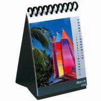 Buy cheap Cute Mini-color DIY Inkjet Printable Desktop Calendar with RC Glossy Surface from wholesalers