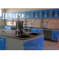 Buy cheap Hanging Type School Laboratory Furniture Steel Structure For Chemical Research from wholesalers