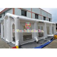 Buy cheap Nylon Fabric Marquee Inflatable Wedding Tent For Advertising Photo Booth Tent from wholesalers