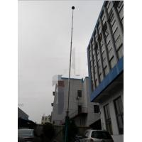 Buy cheap 30 Foot Telescoping Aluminum Mast For WiFi, 9m high Portable Antennas, Elevated Photos mast telescopic mast from wholesalers