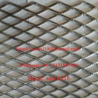 Buy cheap platform hot dip galvanized expanded metal mesh / expanded metal shelving from wholesalers