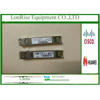 Buy cheap Cisco X2 Transceiver Module SFP-10G-LR SFP 10G-LR10 10GBASE-LR SFP 1310nm 20km from wholesalers