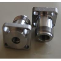 Buy cheap High Accuracy Metal Fabrication Parts CNC Milling / Lathe Parts from wholesalers