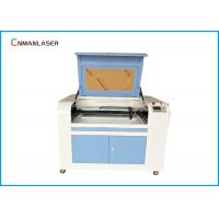 China Wedding Card Leather CO2 Laser Engraving Cutting Machine Portable Laser Engraver 60w 80W on sale