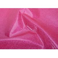 Buy cheap Cosmetic Bag Material Glitter Pvc Fabric / Glitter Pvc Film For Making Bags from wholesalers