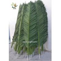 Buy cheap UVG PTR041 2 meters wholesale artificial palm leaves for park decoration from wholesalers