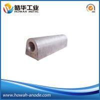 China Sacrificial magnesium anode for cathodic protection on sale