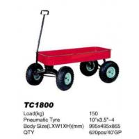 Buy cheap CC1800 Garden tool cart from wholesalers