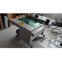 Buy cheap Electronic Digital Die Cutting Machines , Adhesive Paper Flatbed Cutting Machine from wholesalers