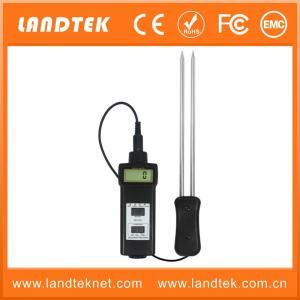 Buy cheap Grain Moisture&Temperatue Meter MC-7821 product