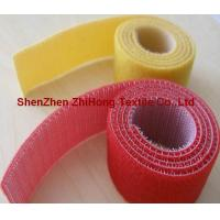 Buy cheap Customized two sided self-gripping hook loop binding straps from wholesalers