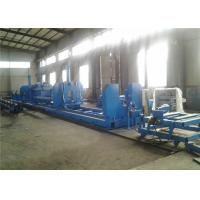 Buy cheap 260T Hot Induction Tube Expanding Machine Automatic Feeding Mechanism from wholesalers